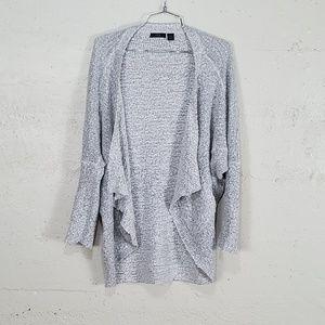 RDI <Nordstrom> Yarn Knit Open Cardigan Sweater L